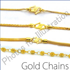 Gold Chains (Display)