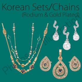 Fashion Sets (Gold & Rodium Plated)