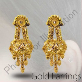 GOLD EARRINGS_1 (20CT,21CT & 22CT GOLD)