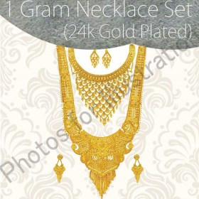 24ct Gold Plated Sets